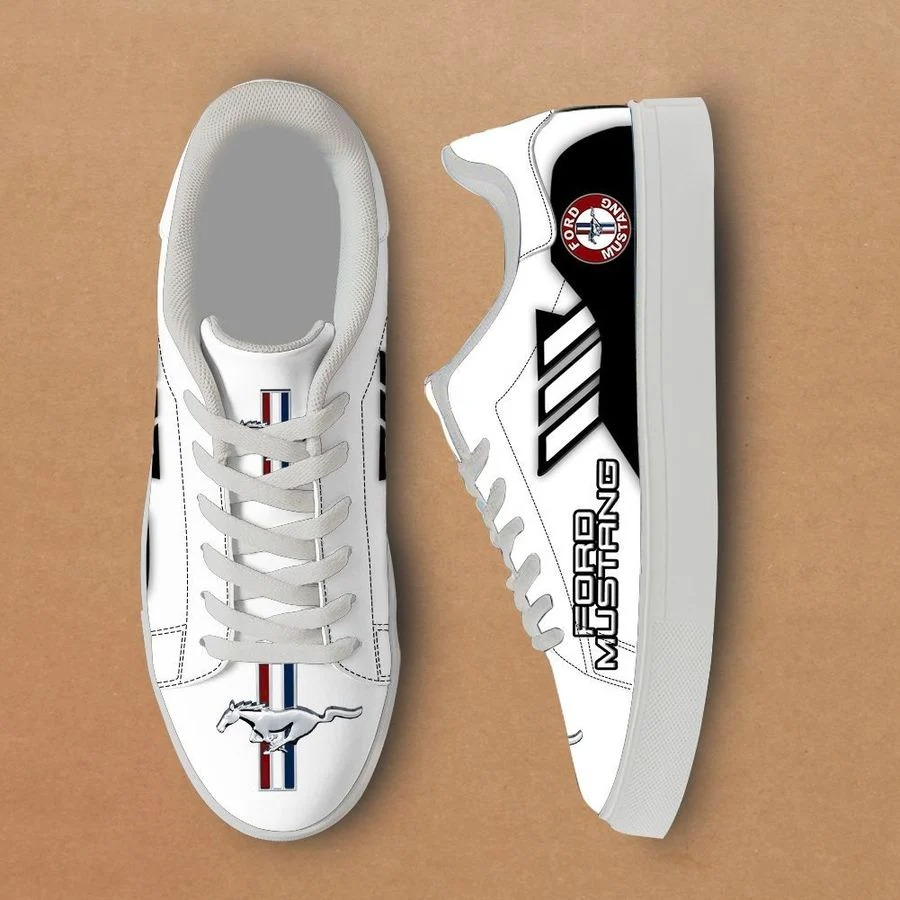 Ford Mustang stan smith low top shoes 2