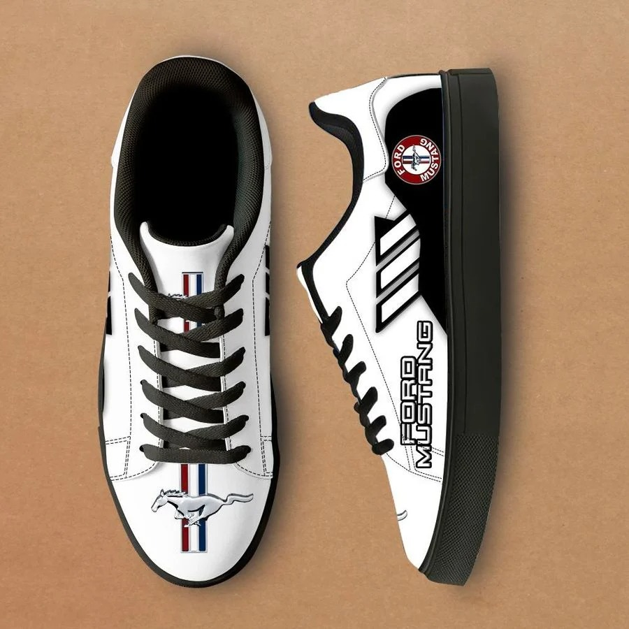 Ford Mustang stan smith low top shoes 3