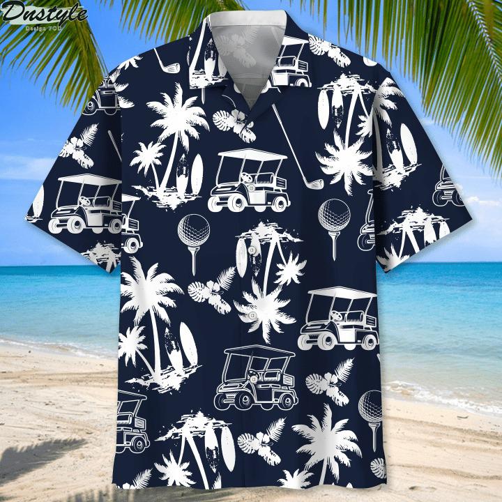 Golf hawaiian shirt