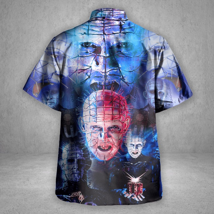 Hellraiser demons to some angels to others hawaiian shirt 1