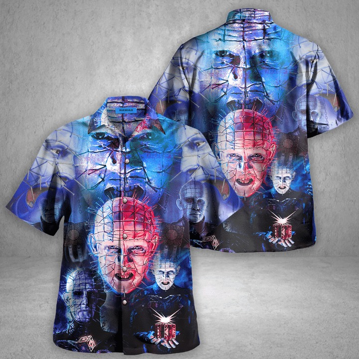 Hellraiser demons to some angels to others hawaiian shirt 2