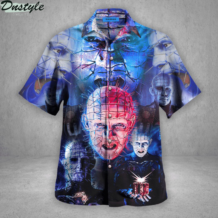 Hellraiser demons to some angels to others hawaiian shirt