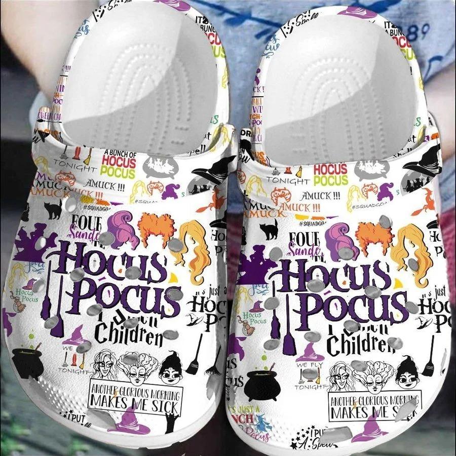 Hocus pocus i smell children crocs crocband clog 1