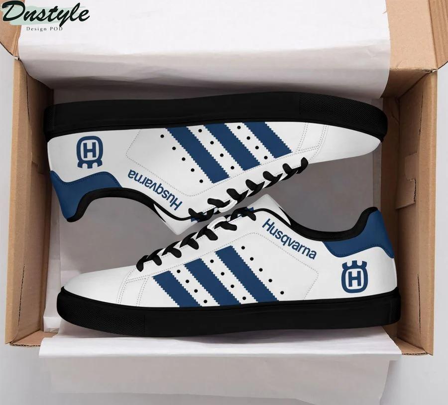 Husqvarna stan smith low top shoes