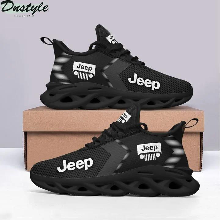 Jeep max soul shoes 1