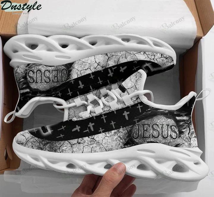 Jesus the crack rock yezzy max soul shoes