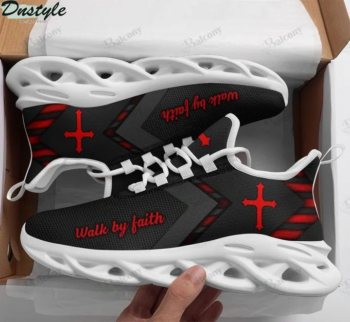 Jesus yezzy walk by faith max soul shoes