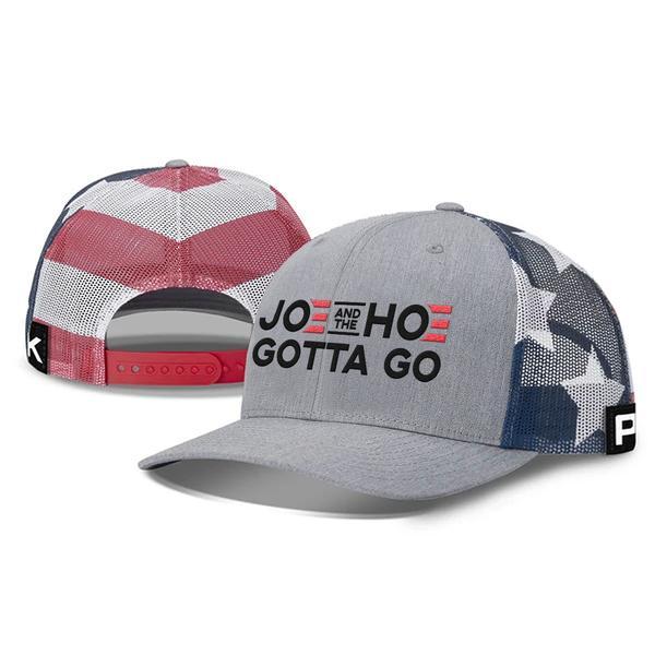 Joe and the hoe gotta go hat cap