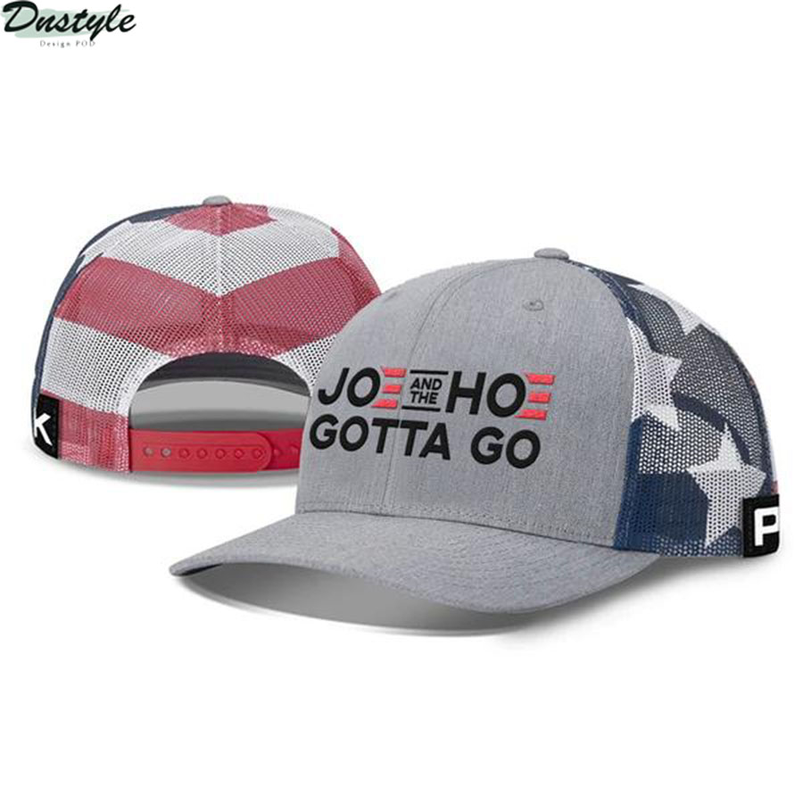 Joe and the hoe gotta go richardson hat