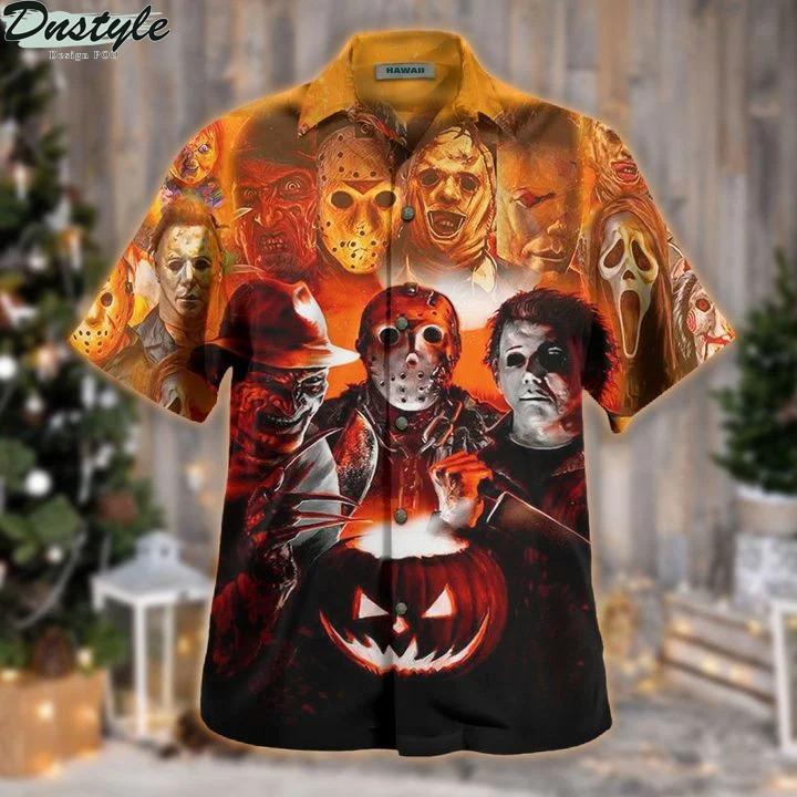 Join us to make halloween great again hawaiian shirt