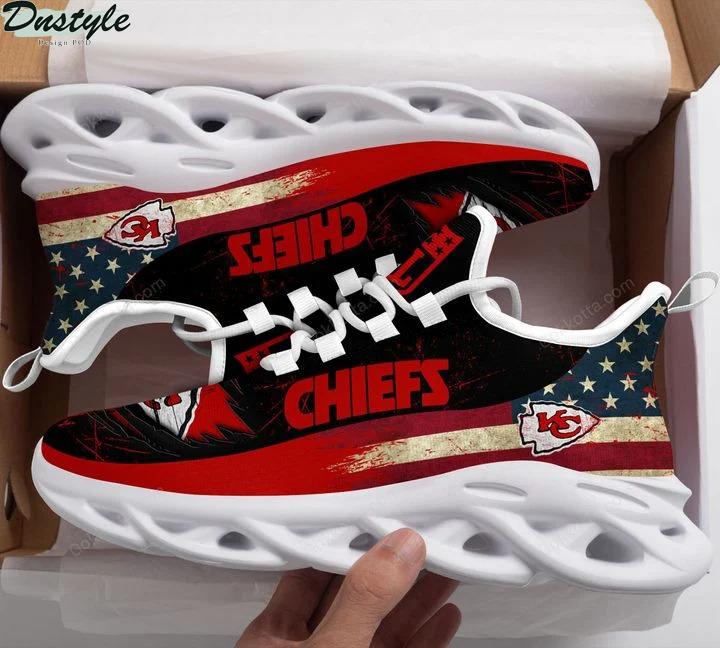Kansas city chiefs NFL max soul shoes