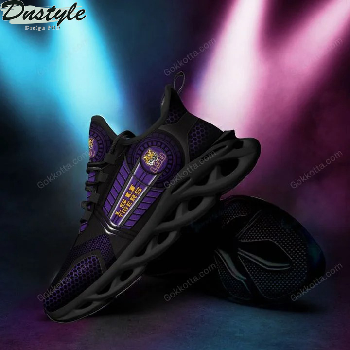 LSU Tigers NCAA max soul shoes 1