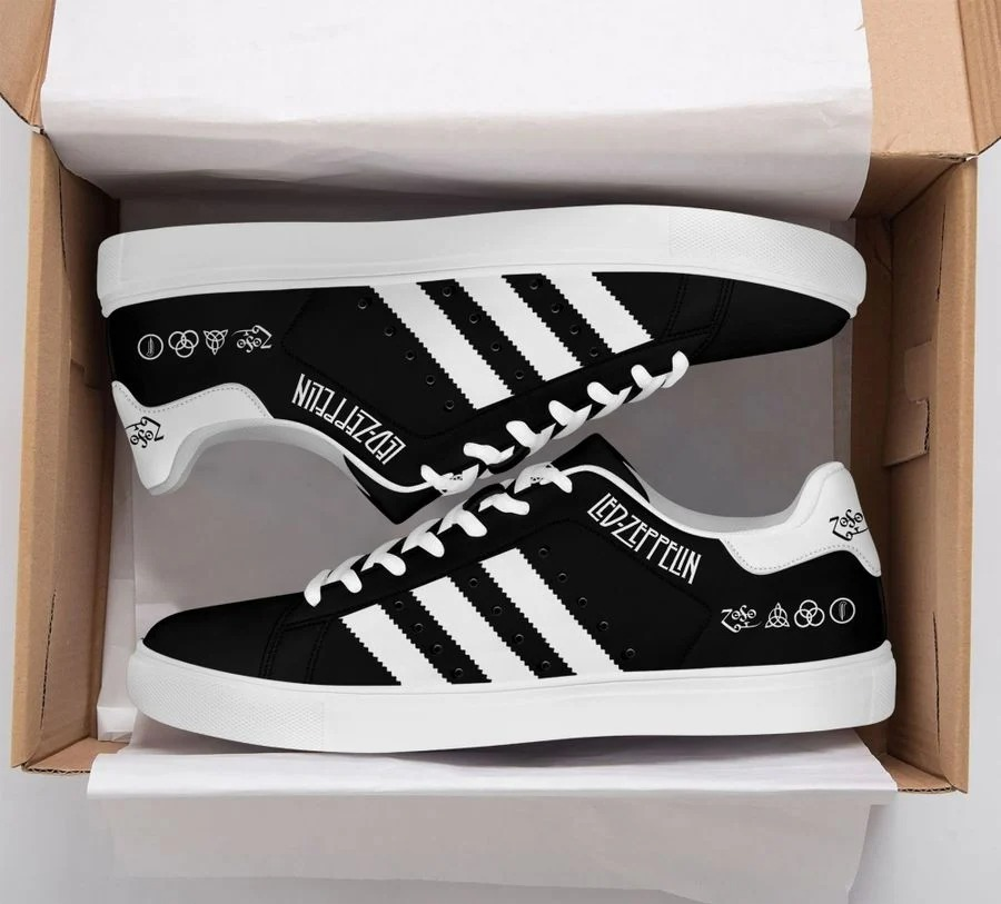Led zeppelin stan smith low top shoes 3