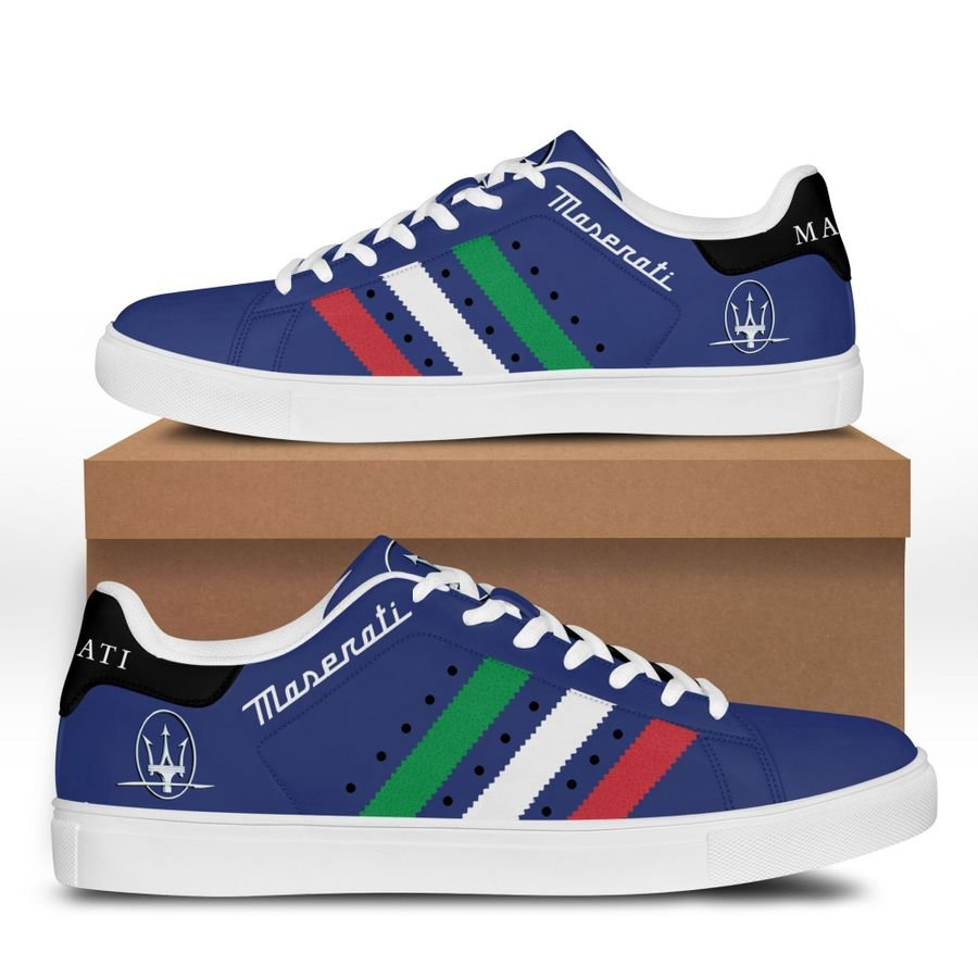Maserati stan smith low top shoes 1