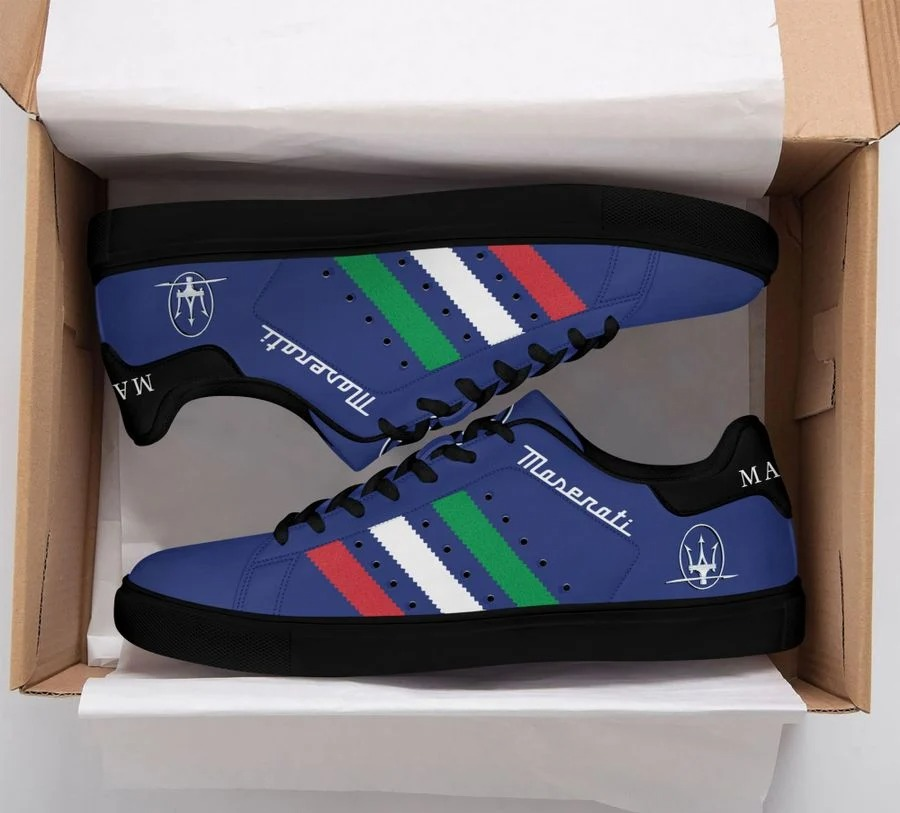Maserati stan smith low top shoes 3