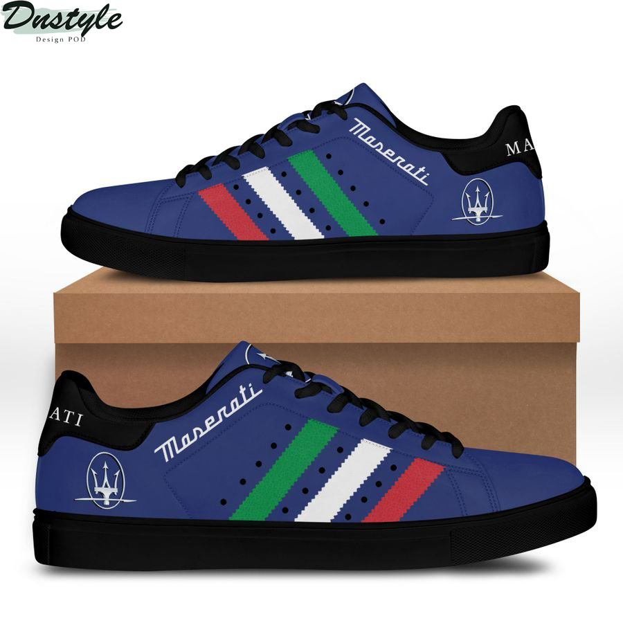 Maserati stan smith low top shoes