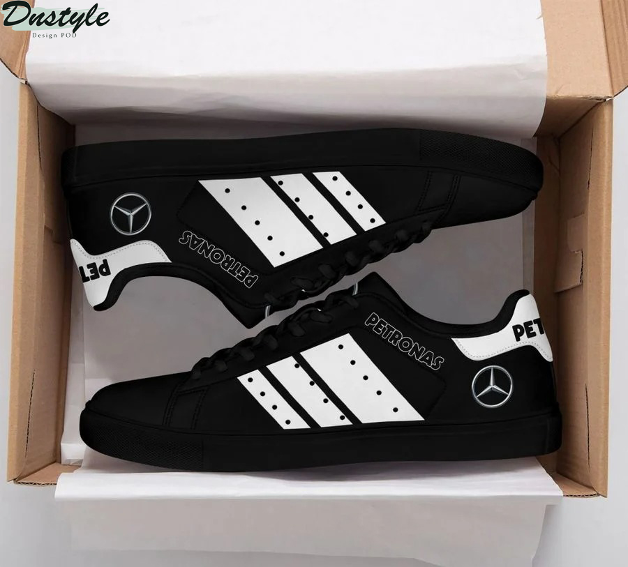 Mercedes AMG F1 stan smith low top shoes