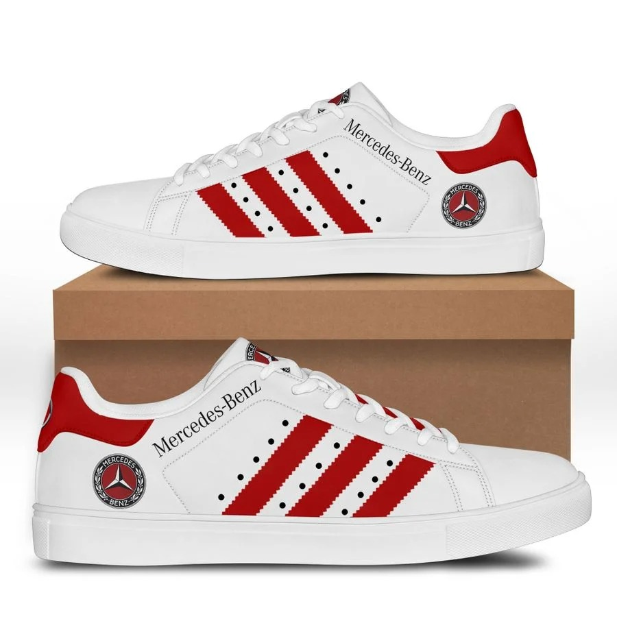 Mercedes-benz stan smith low top shoes 1
