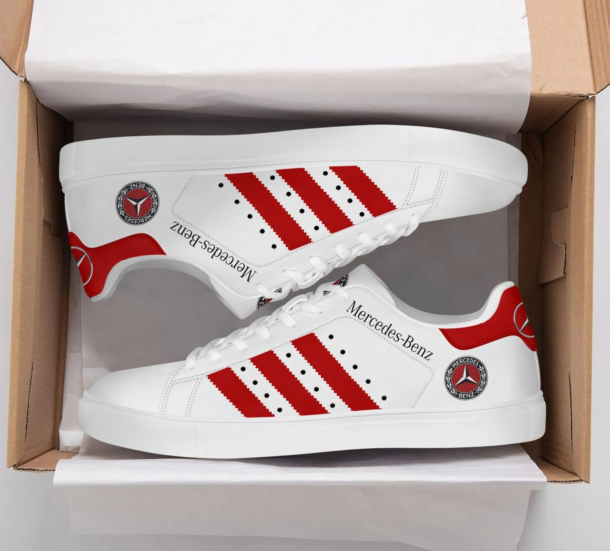 Mercedes-benz stan smith low top shoes 2