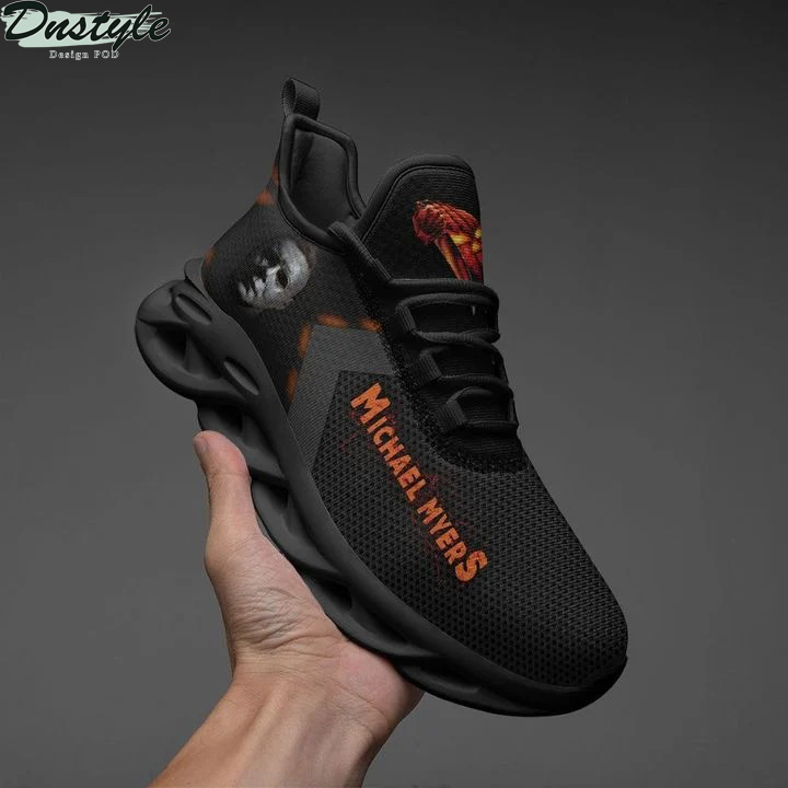 Michael Myers halloween max soul shoes 1