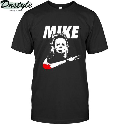 Michael Myers nike mike shirt