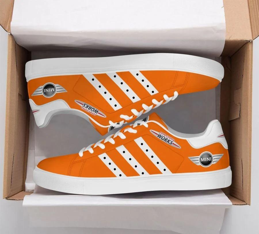Mini jcw stan smith low top shoes 1