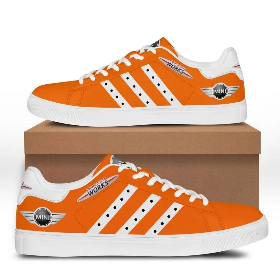 Mini jcw stan smith low top shoes 2