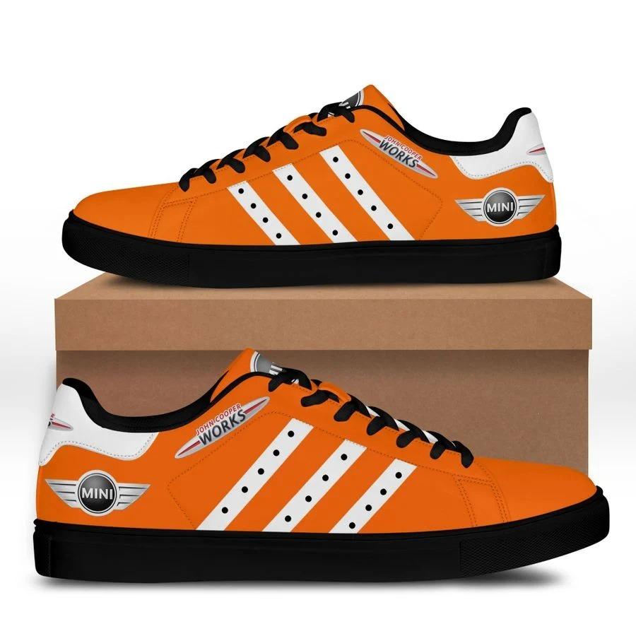 Mini jcw stan smith low top shoes 3
