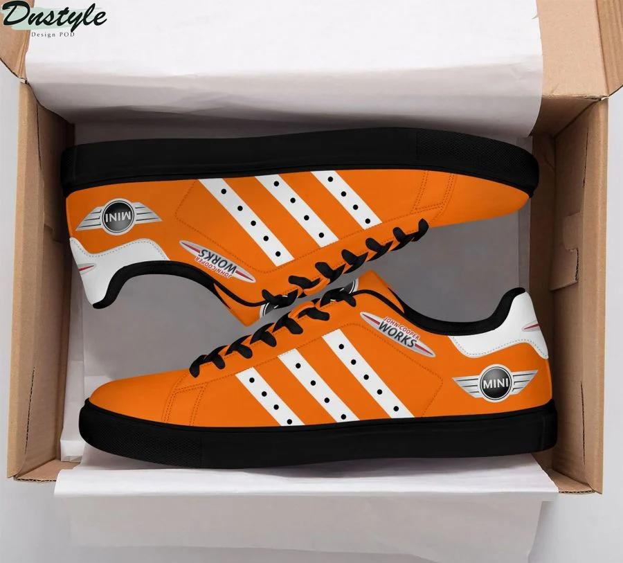 Mini jcw stan smith low top shoes