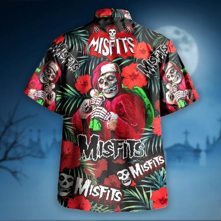 Misfits wants your skulls hawaiian shirt 1