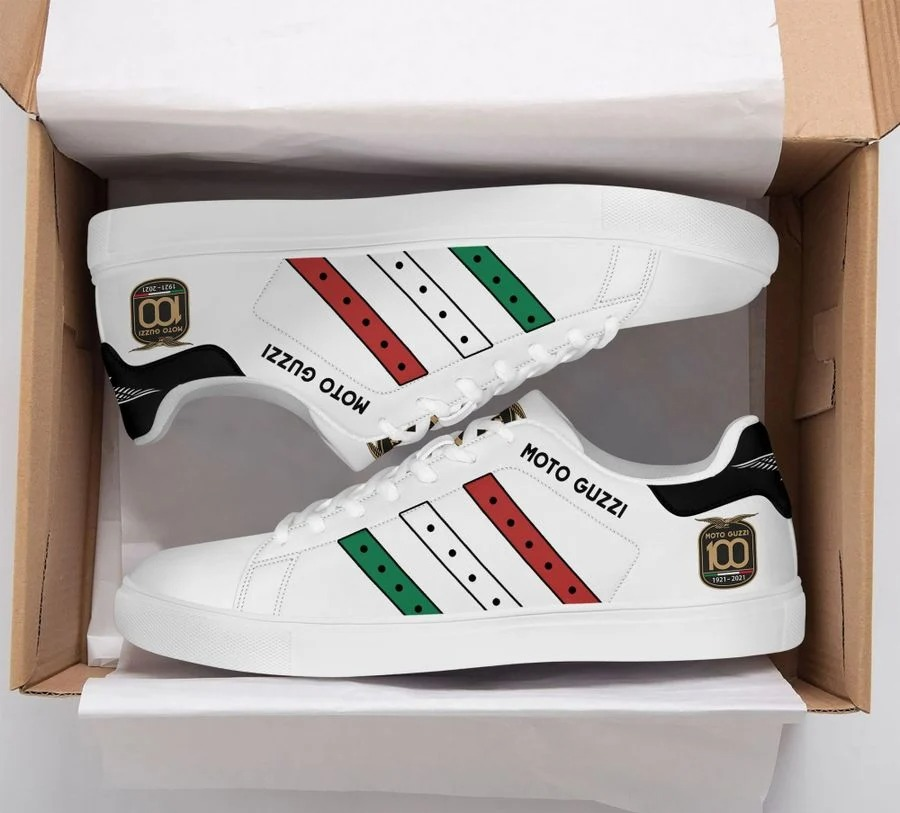 Moto guzzi stan smith low top shoes 1