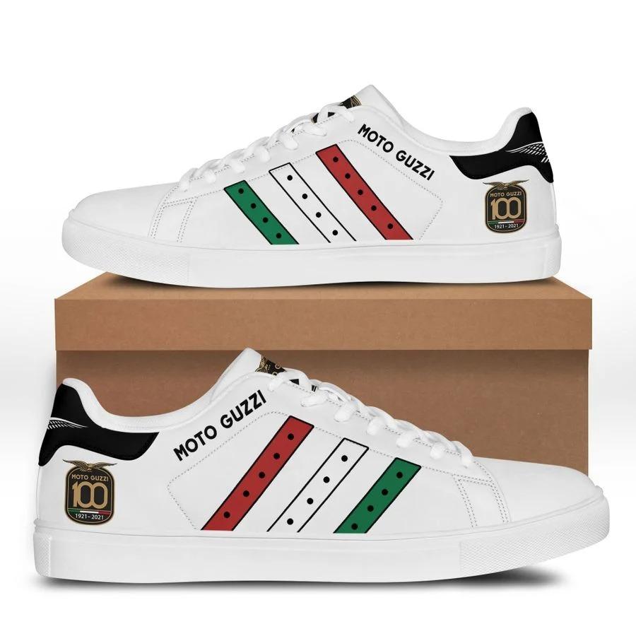 Moto guzzi stan smith low top shoes 2