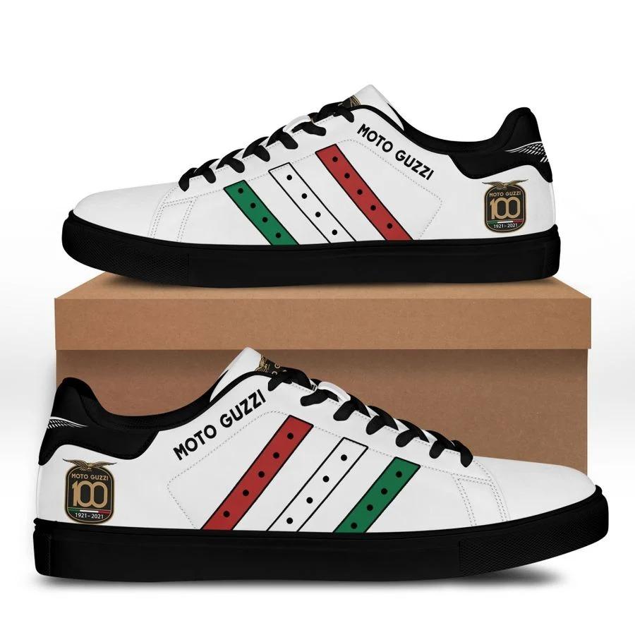 Moto guzzi stan smith low top shoes 3