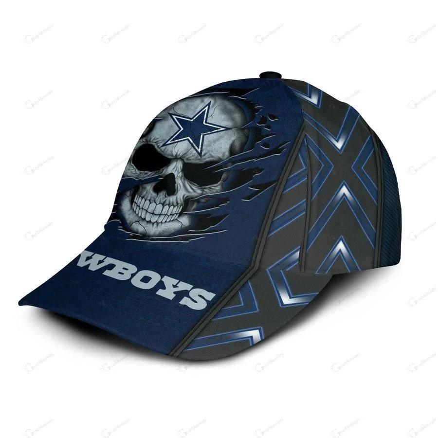 NFL Dallas Cowboys skull cap 1