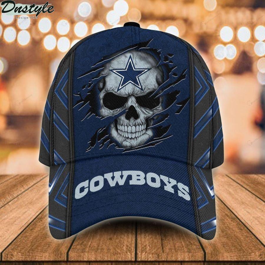 NFL Dallas Cowboys skull cap