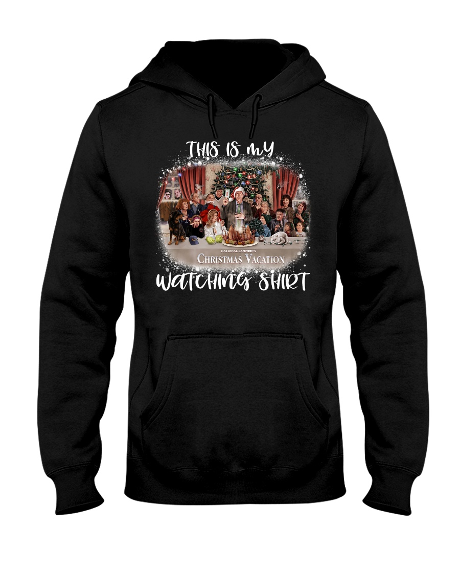 National lampoon's christmas vacation watching hoodie