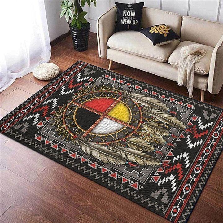 Native american rug carpet 2