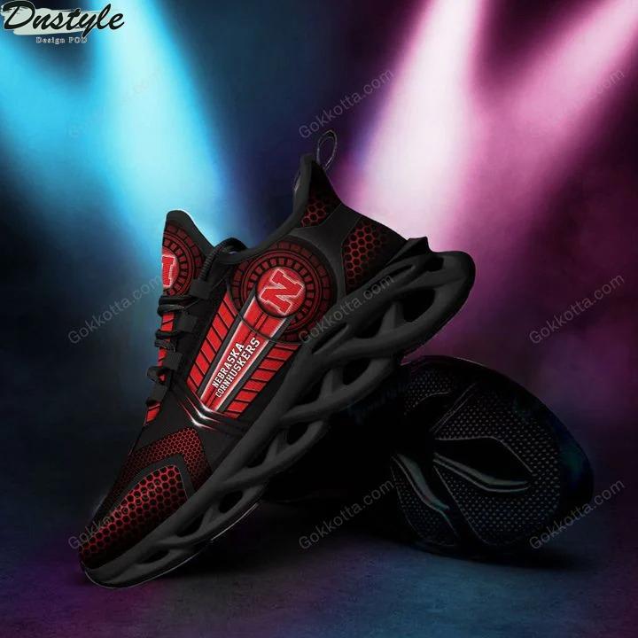 Nebraska cornhuskers NCAA max soul shoes 1