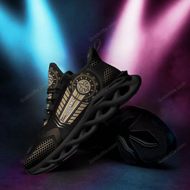 New orleans saints NFL max soul shoes 1