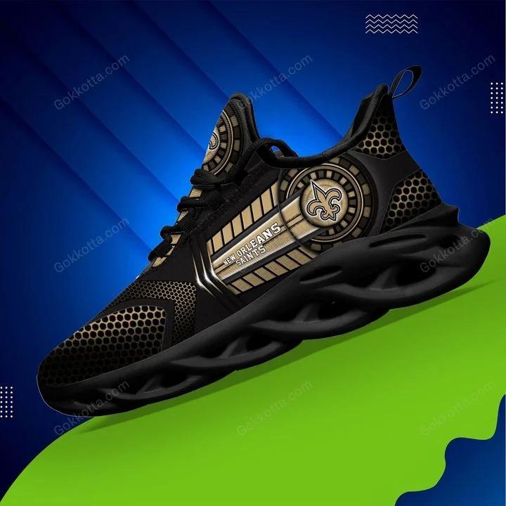 New orleans saints NFL max soul shoes 3
