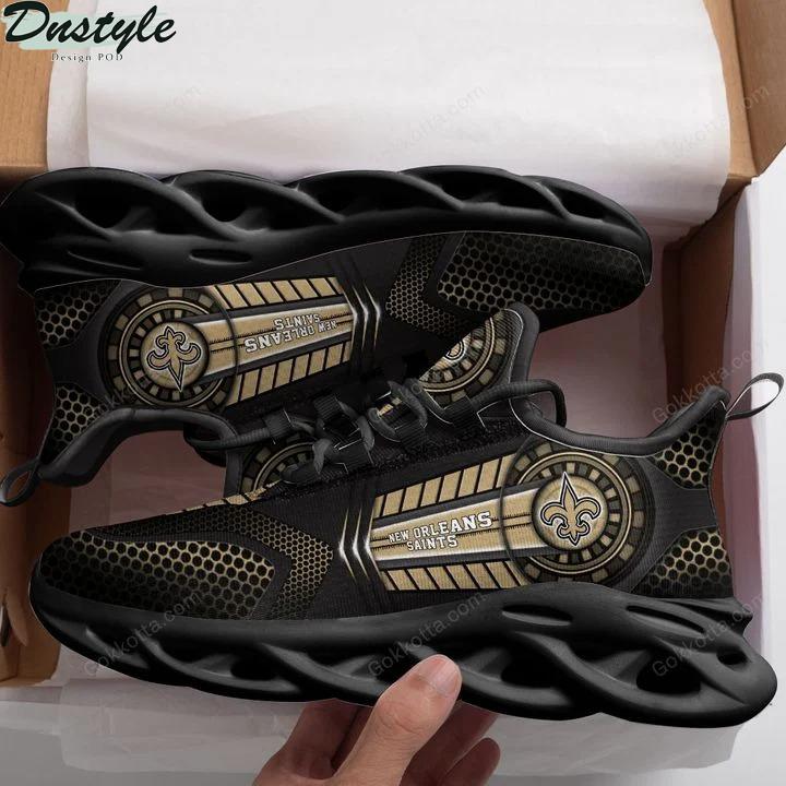 New orleans saints NFL max soul shoes