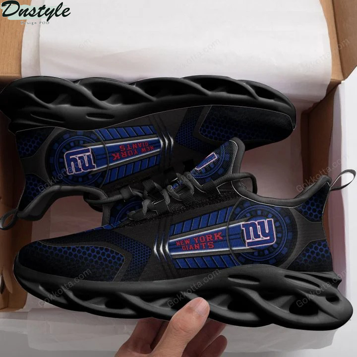 New york giants NFL max soul shoes
