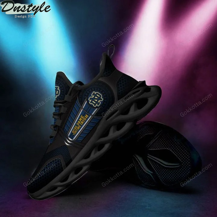 Notre dame fighting irish NCAA max soul shoes 1