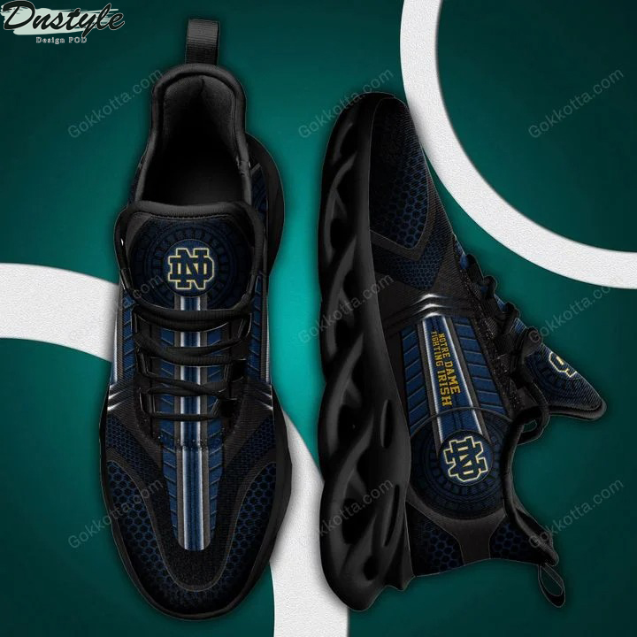 Notre dame fighting irish NCAA max soul shoes 2