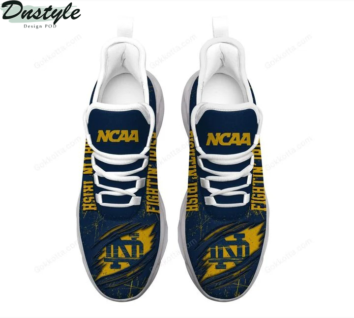 Notre dame fighting irish american max soul shoes 1