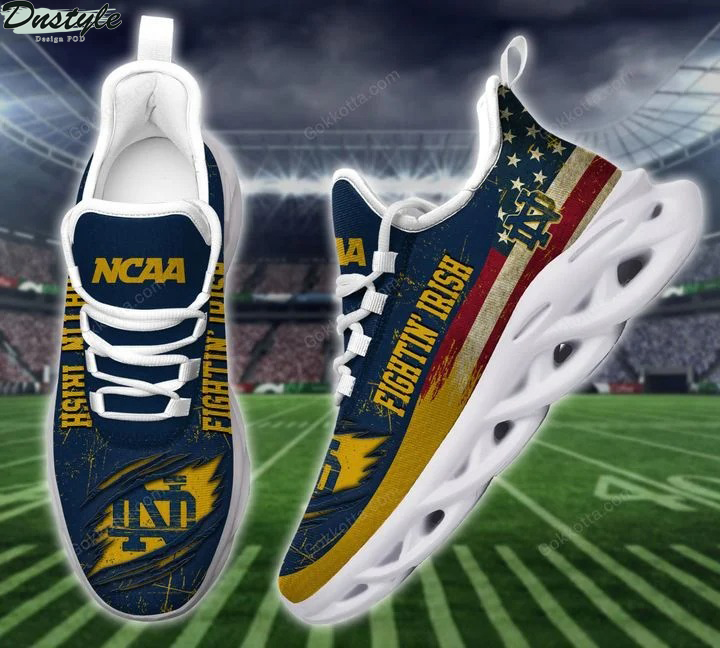 Notre dame fighting irish american max soul shoes