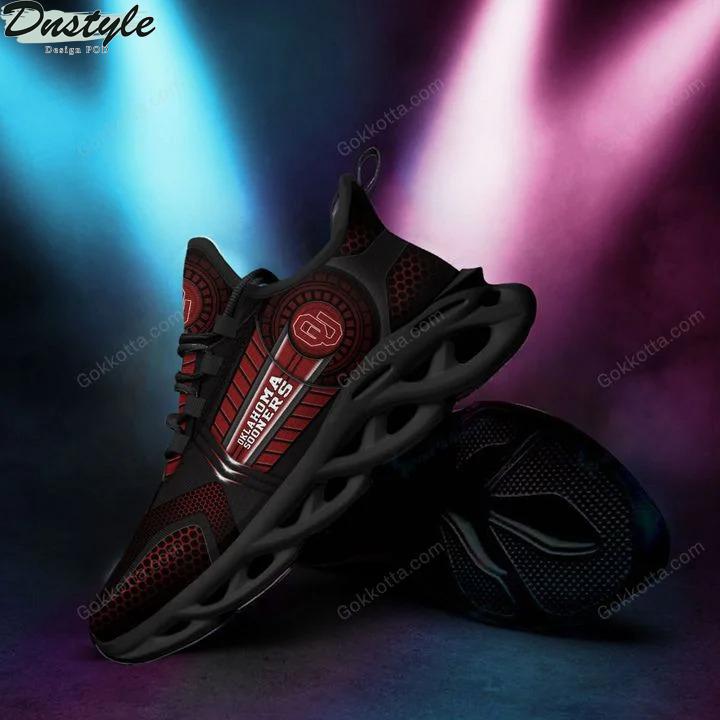 Oklahoma sooners NCAA max soul shoes 1