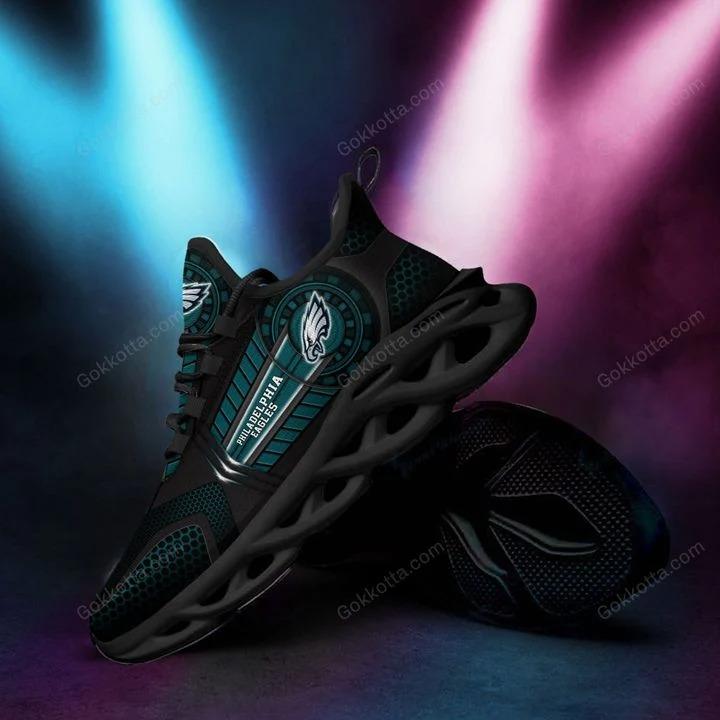 Philadelphia eagles NFL max soul shoes 1