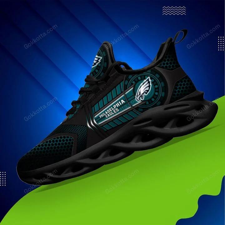Philadelphia eagles NFL max soul shoes 3