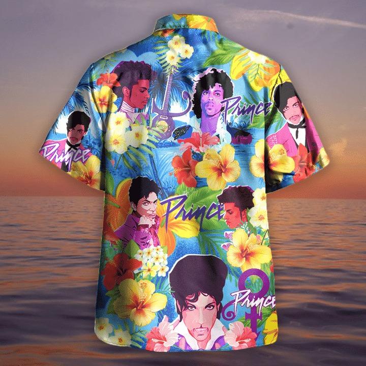 Prince hawaiian shirt 1
